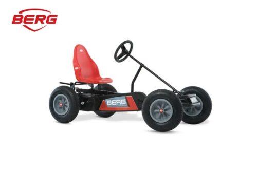 קארטינג פדלים של חברת BERG מהולנד דגם בייסיק אדום