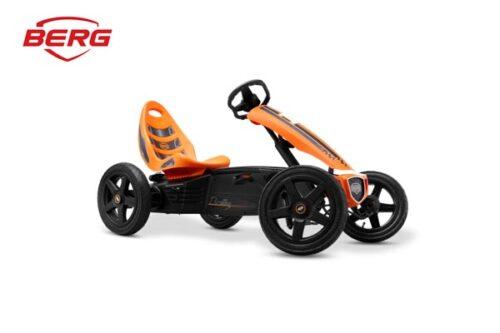 קארטינג פדלים של חברת BERG מהולנד דגם כתום Rally Orange