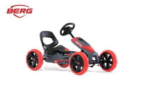 מכונית פדלים לילדים דגם Reppy Rebel של חברת BERG