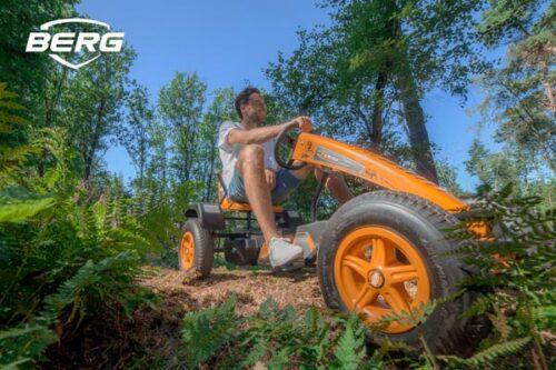 קארטינג פדלים של ברג BERG דגם אקס קרוס