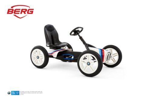 מכונית פדלים דגם BMW של חברת BERG מהולנד לגיל 3-8