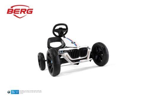 מכונית פדלים לילדים דגם Reppy BMW של חברת BERG