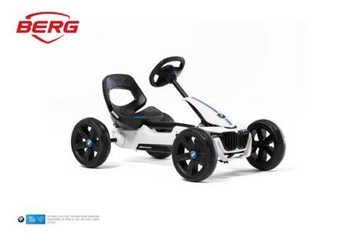 מכונית פדלים לילדים דגם Reppy BMW של חברת BERG מהולנד לגיל 2.5-6